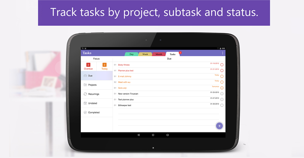 Google Launches Tasks- An app for scheduling tasks and creating custom event lists