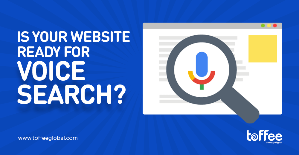 Beat your competitors by optimizing your website for voice search