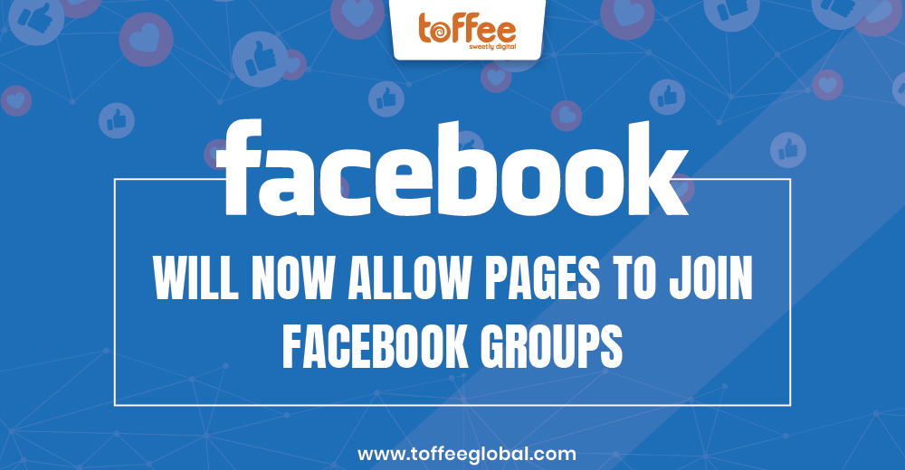 Facebook's new update allows Facebook pages to join groups