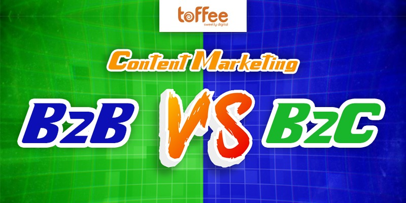 Content Marketing B2B vs. B2C