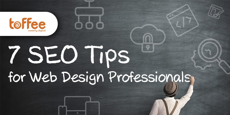 7 SEO Tips for Web Design Professionals